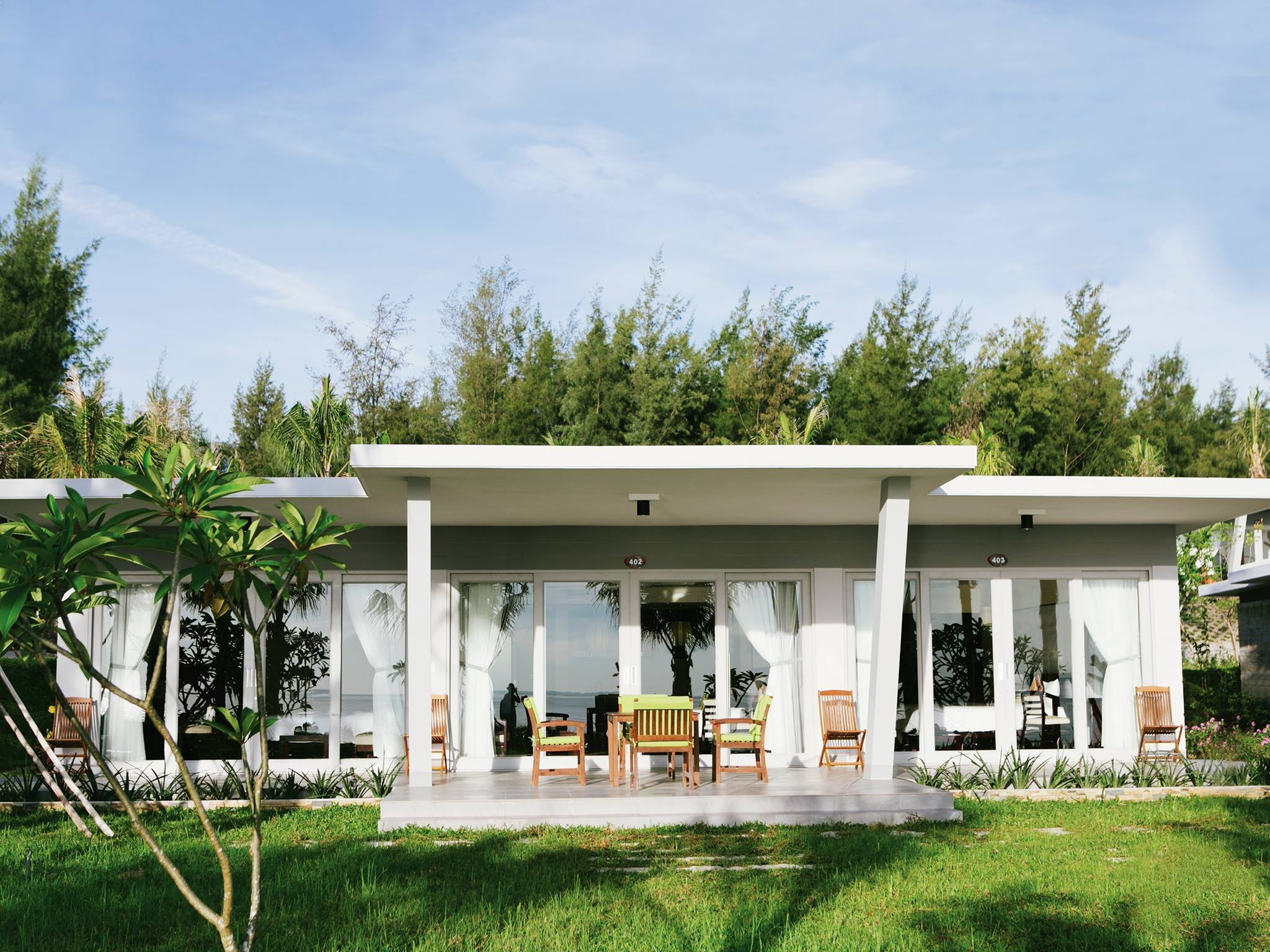 Banyan Tree la resort o lang co