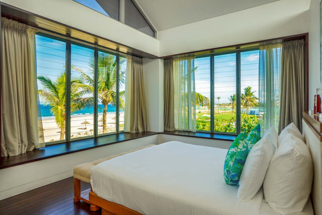 phong ngu tai Ocean Villas Resort