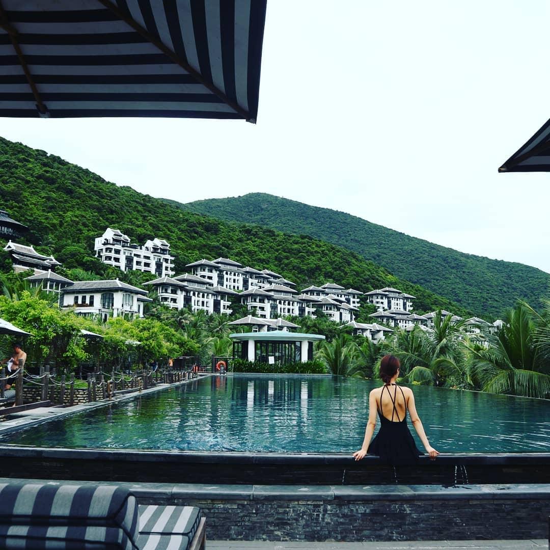 Intercontinental sun peninsula là resort sang chảnh bậc nhất Đà Nẵng