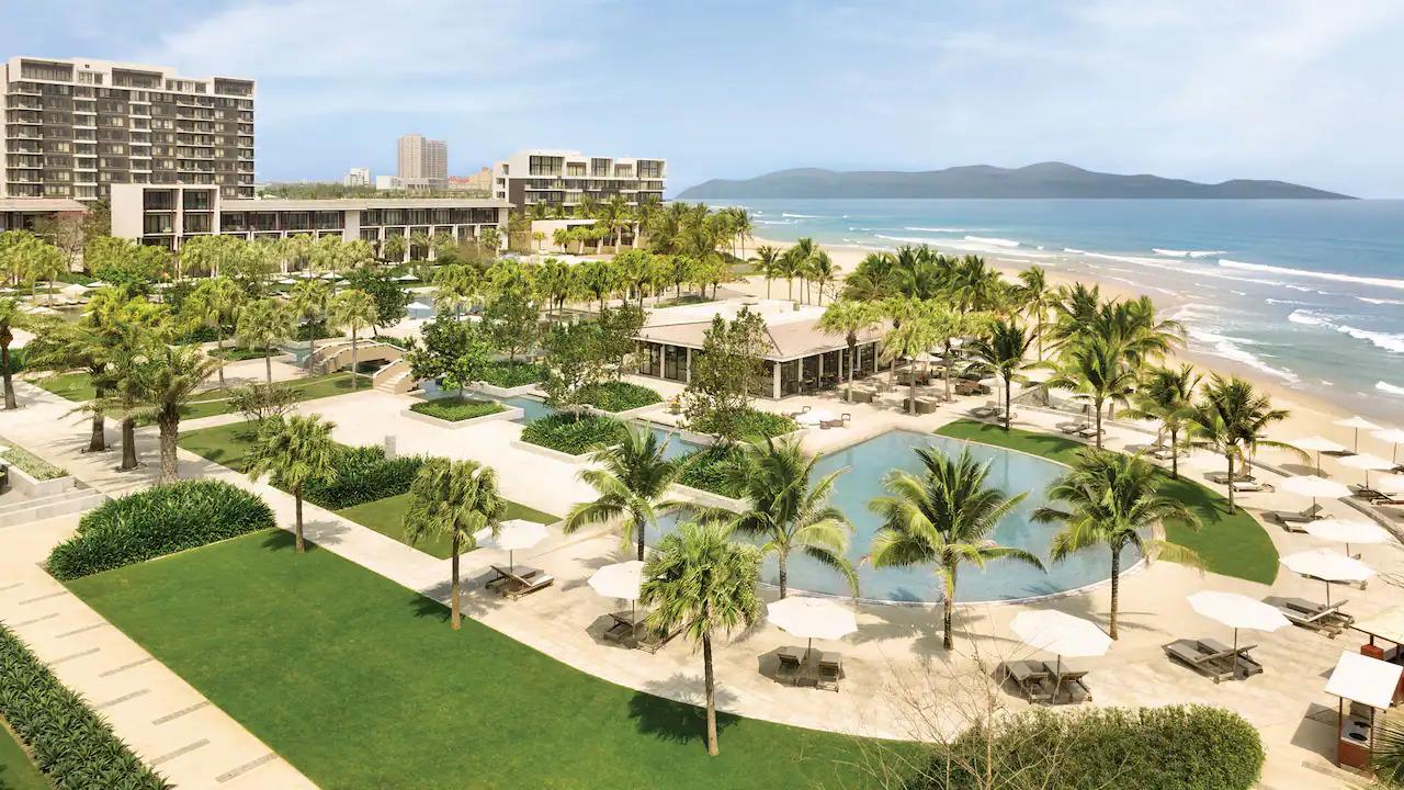 resort da nang 5 sao Hyatt Regency Danang