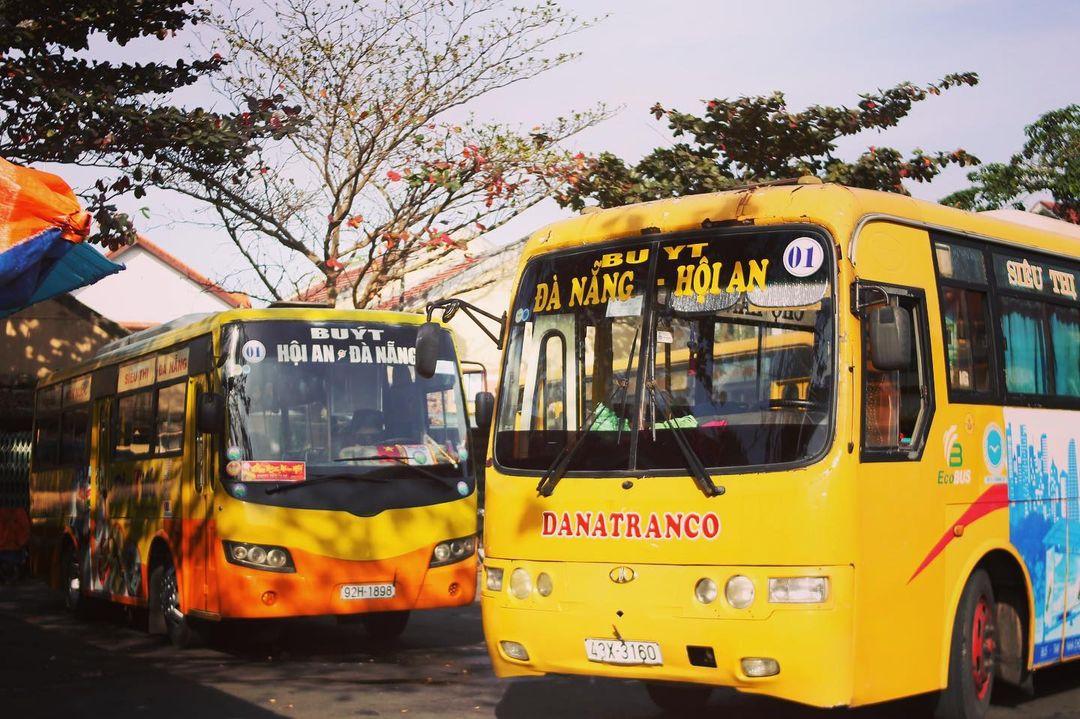 xe bus da nang hoi an