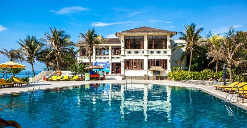 Allezboo Beach Resort & Spagg - resort Phan Thiết