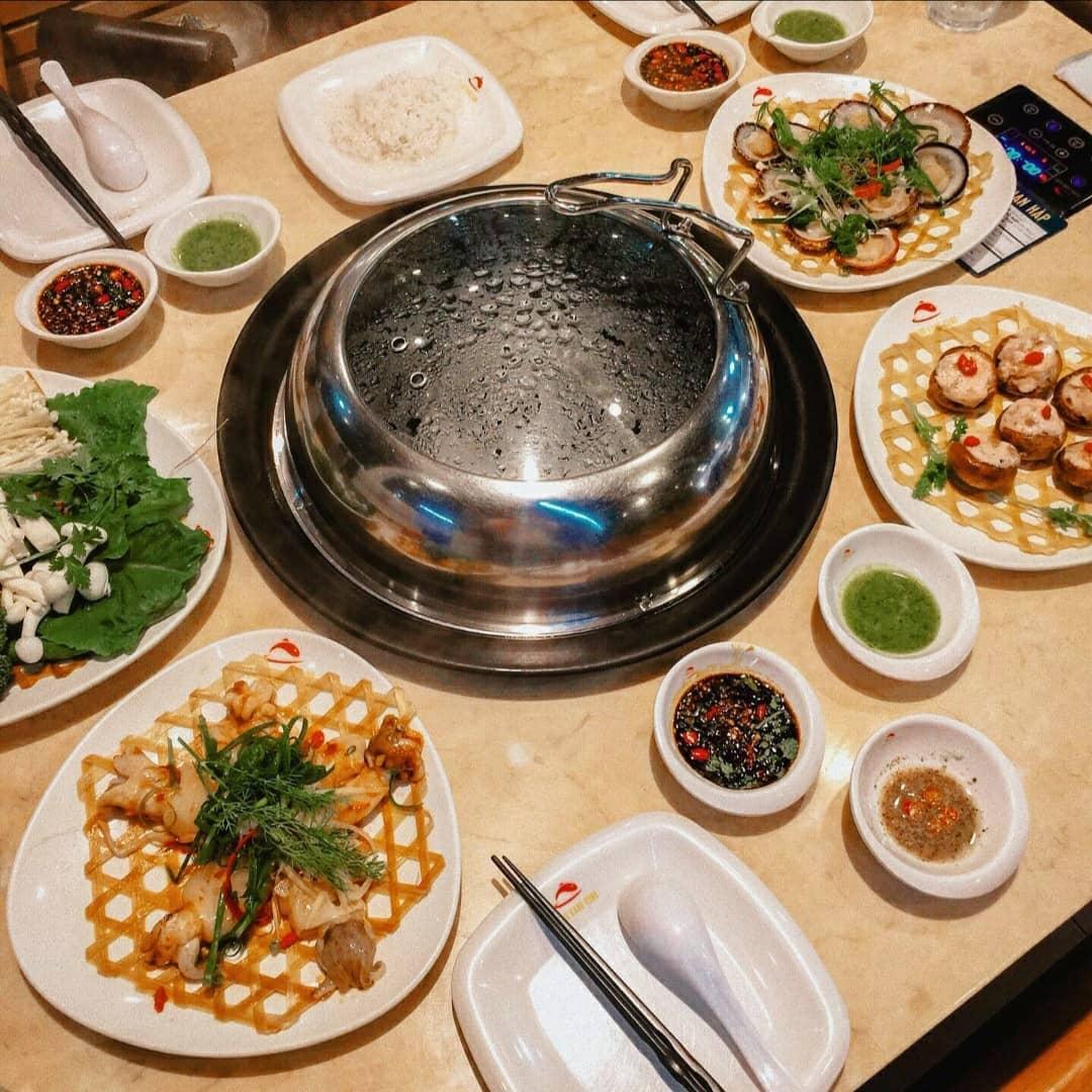 hải sản Chang Kang Kung