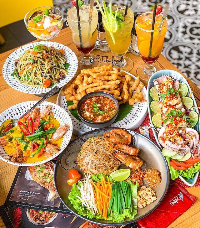 Chang Modern Thai Cuisine