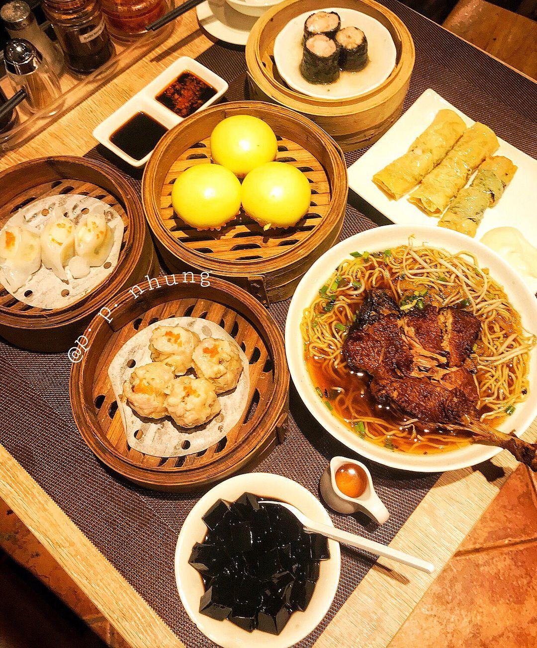 Dim Sum Corner - nhà hàng Trung Quốc ở Hà Nội