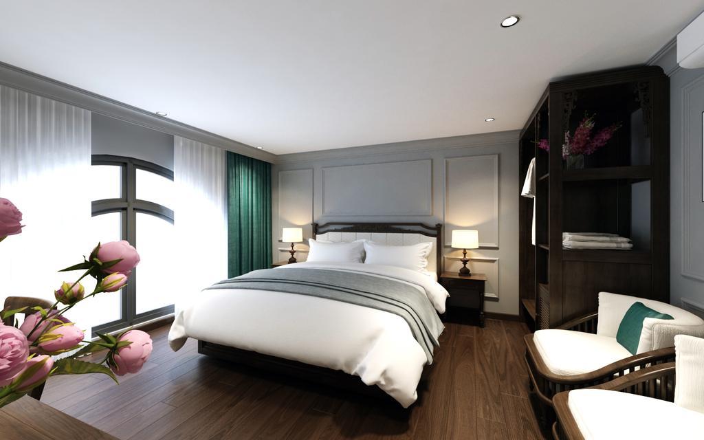Eco luxury hotel khách sạn 3 sao Hà Nộ