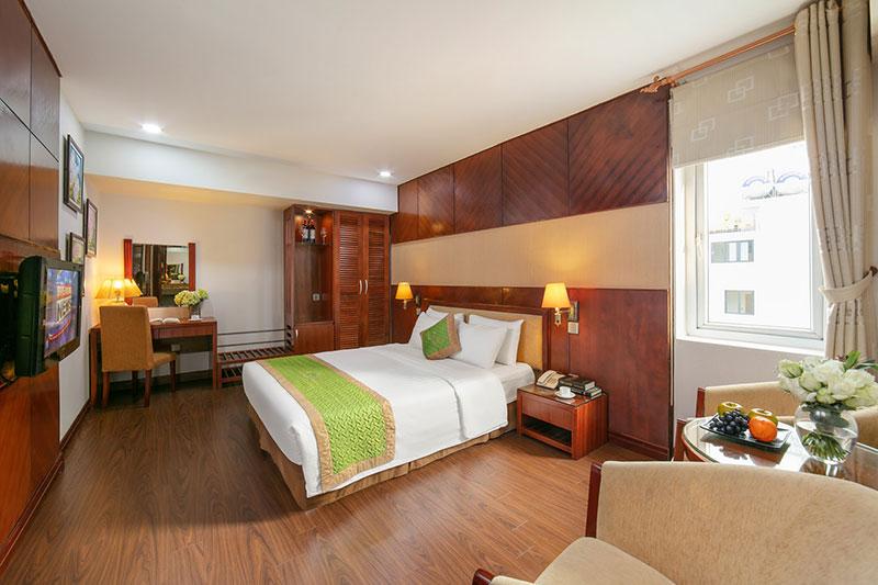 Emerald Hotel Hanoi khách sạn 3 sao Hà Nộ