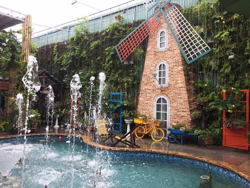 Family Garden Cafe - Cafe dep Go Vap