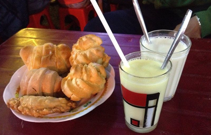 Sữa đậu cô Hoa - Sữa đậu nành ĐL