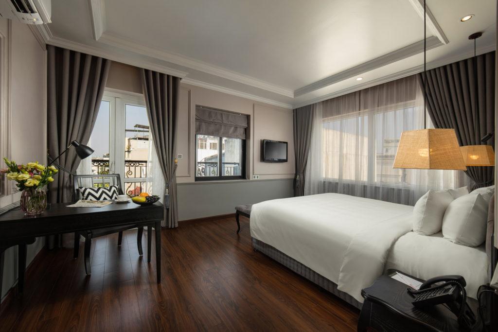 Imperial Hotel & Spa khach san 3 sao Ha Noi