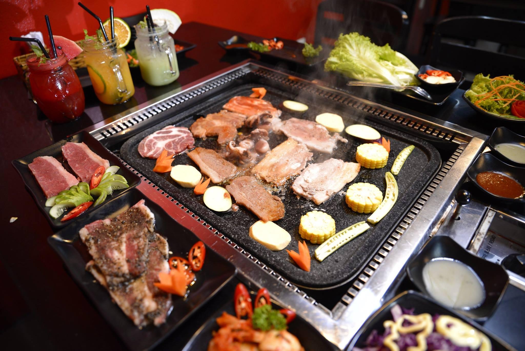 JangWon Korean BBQ - quán ăn Hàn Quốc Gò Vấp