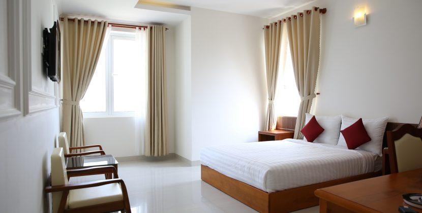 Khach san o Long Khanh Hapyson Hotel