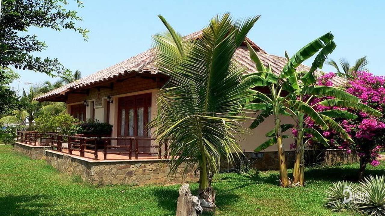 Khong gian tai Can Gio resort