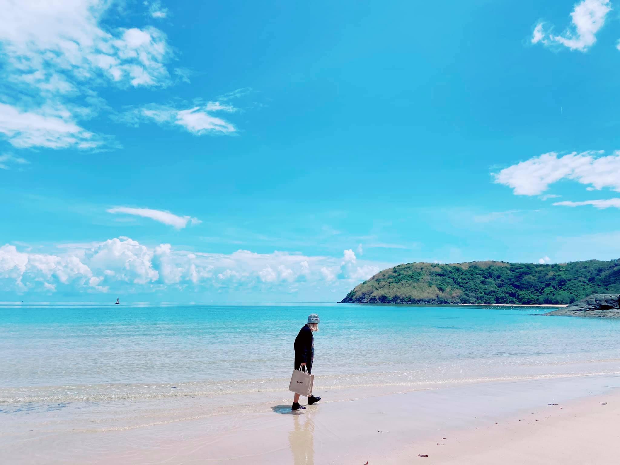 Khung canh o Côn Đảo