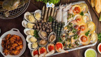 Lạc vào 10 nhà hàng thế giới hải sản ăn quên lối về