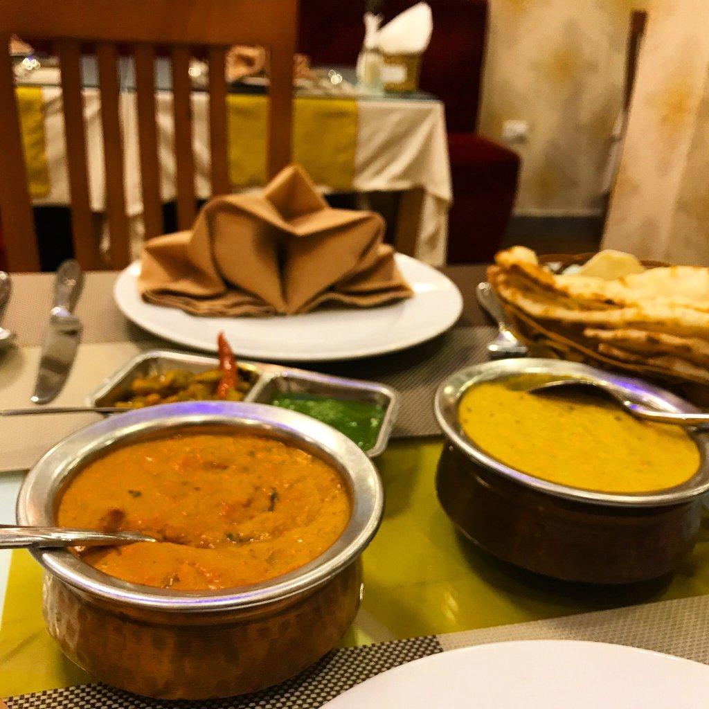 Little India Restaurant an do