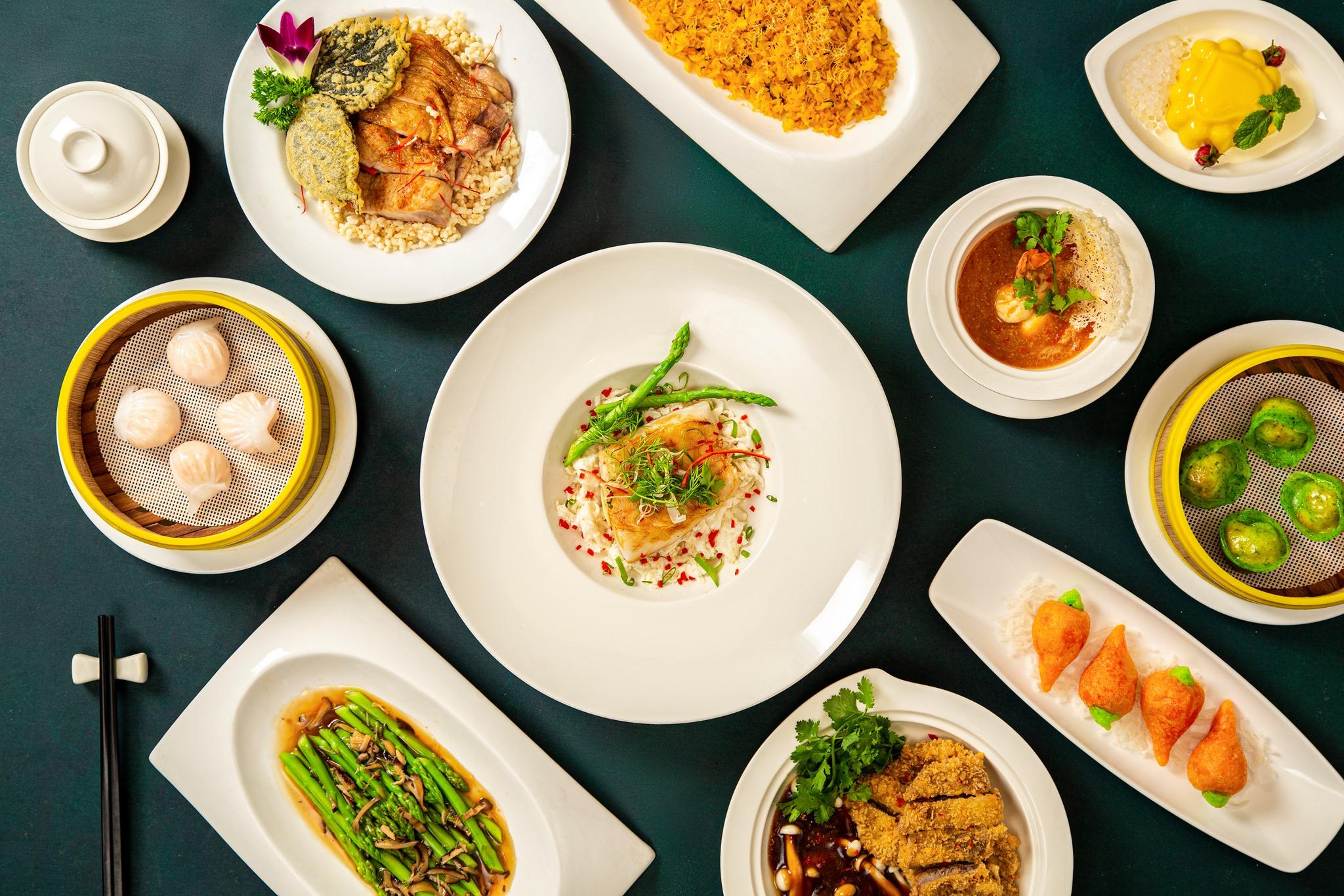 Ming Restaurant - nhà hàng trung quốc ở Hà Nội