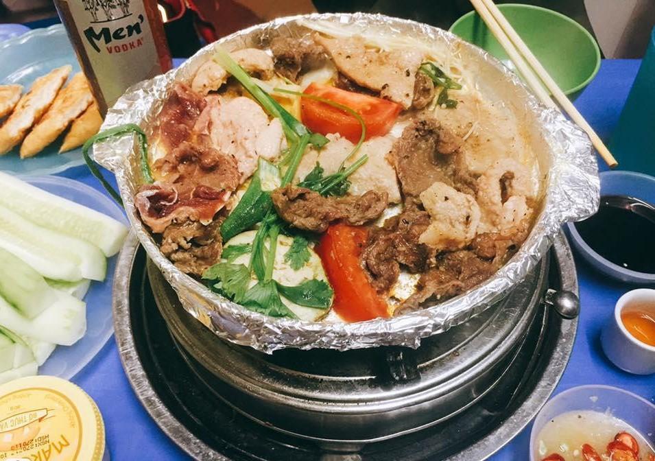 Quán nướng vỉa hè ngon ở Hà Đông 1 (2)