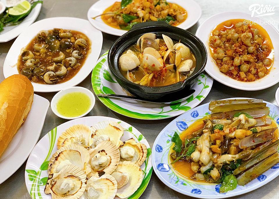 Quan oc Phu Nhuan - oc dao