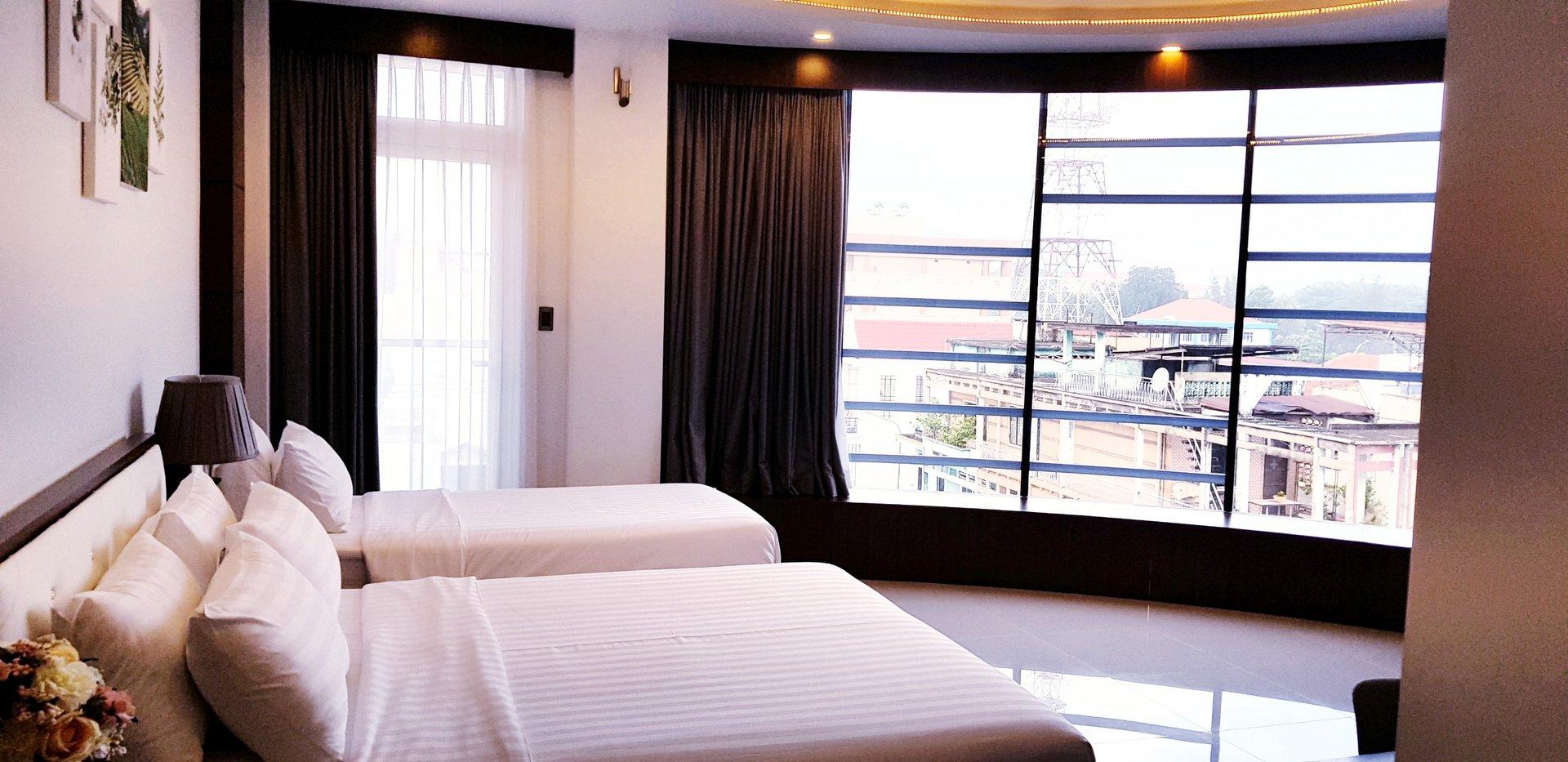 Quoc Thanh Hotel - khach san o Long Khanh