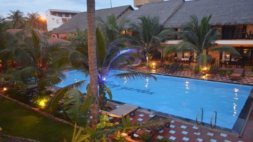 Rang Garden Hill Side Resort - Resort Phan Thiết
