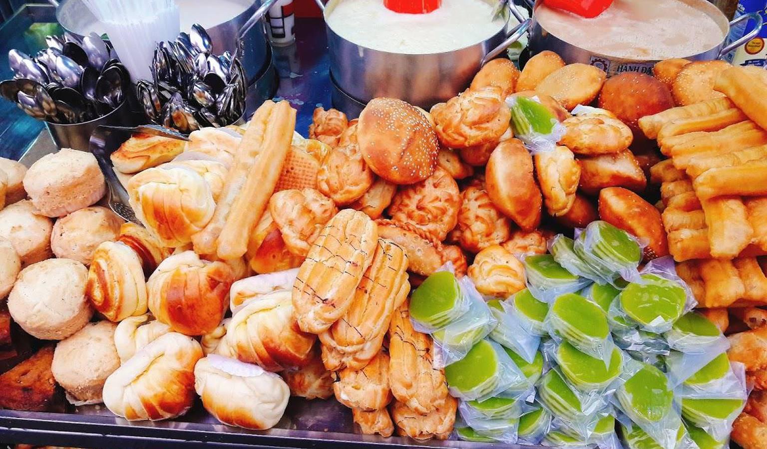 SĐN Hoa sữa - Sữa đậu nành Đà Lạt