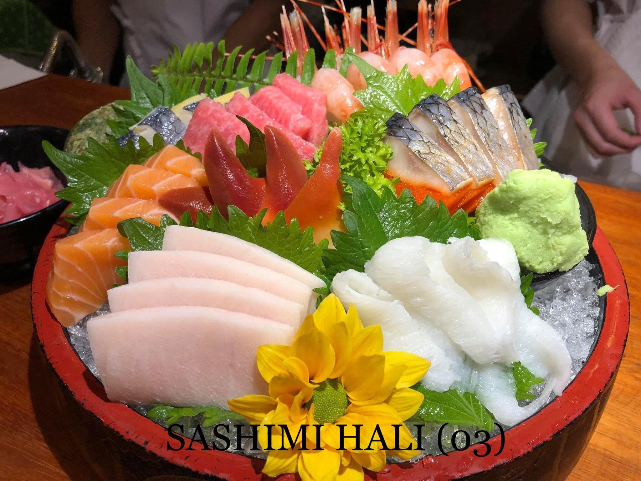 Sushi Hali