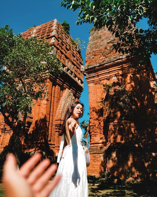 Thap doi Quy Nhon