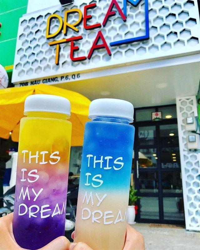 Tra sua quan 6 Dream Tea