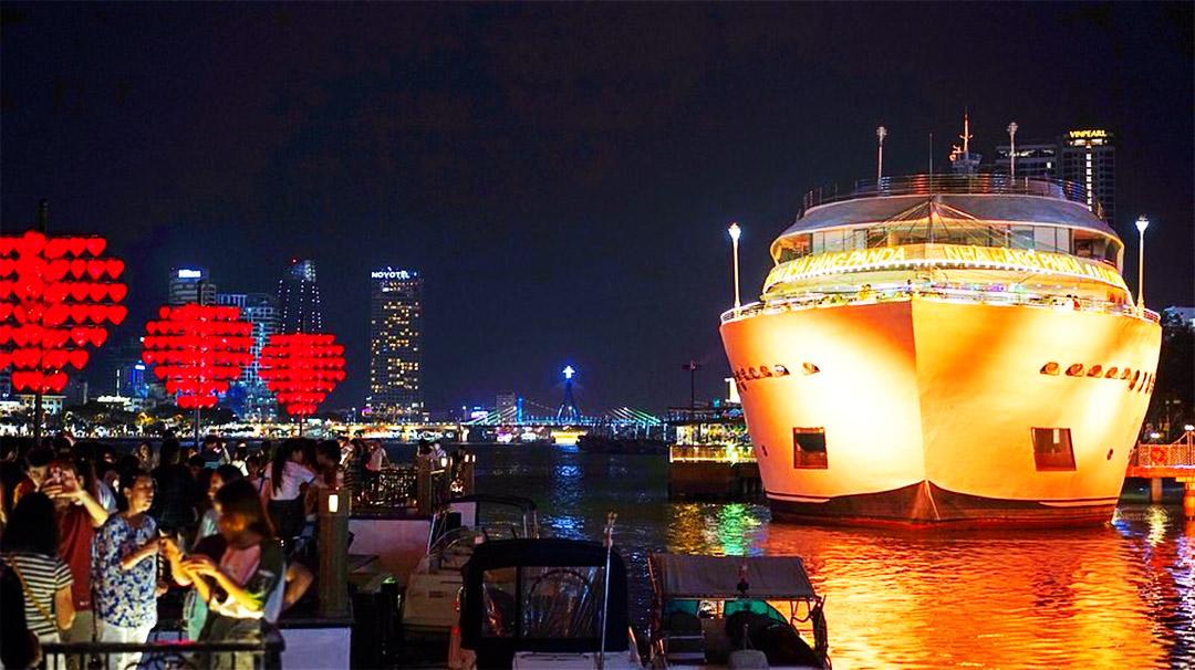 Giá vé du thuyền sông Hàn không ăn tối