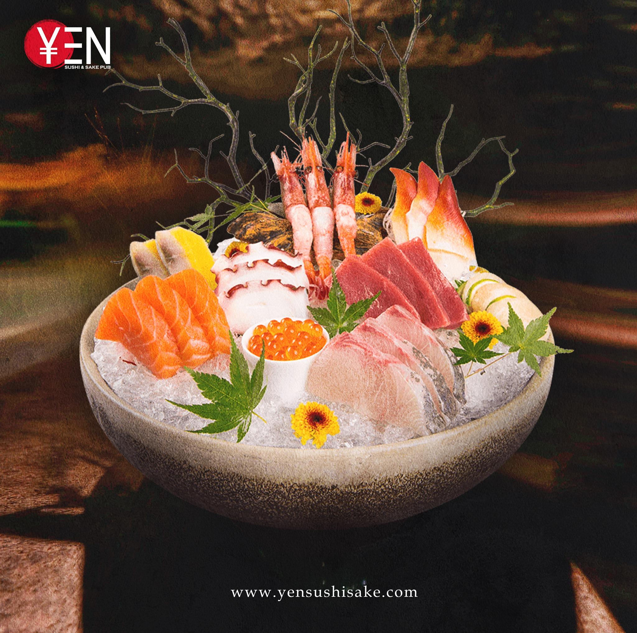 Yen Sushi Sake - Quan An Nhat o Go Vap
