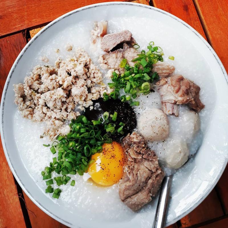 Cháo sườn Trần Hữu Trang - Ăn sáng Phú Nhuận