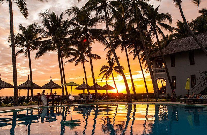 Resort ở Mũi Né