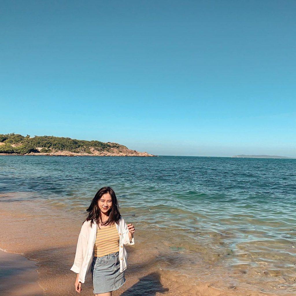 Biển Bãi Rạng Mũi Né