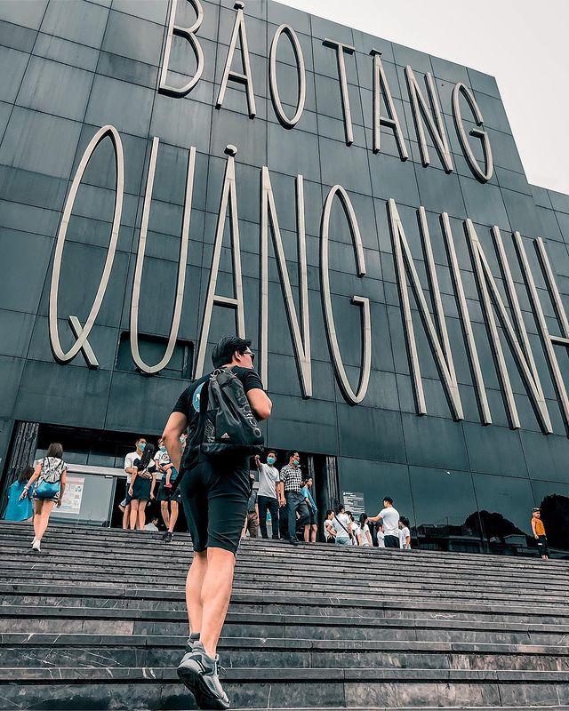 Khám phá những điều thú vị ở bảo tàng Quảng Ninh