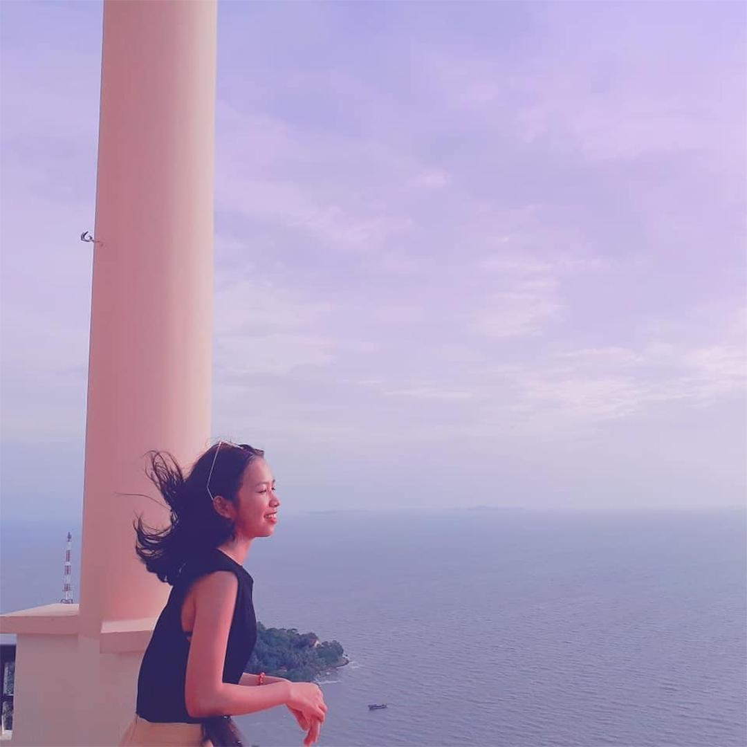 Bãi biển Mũi Nai Hà Tiên