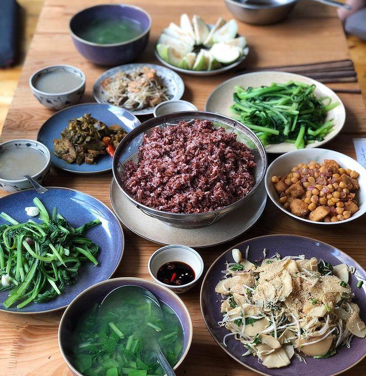 Thưởng thức món chay thanh đạm, thơm ngon tại quán buffet chay Gò Vấp
