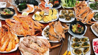 Buffet hải sản Poseidon