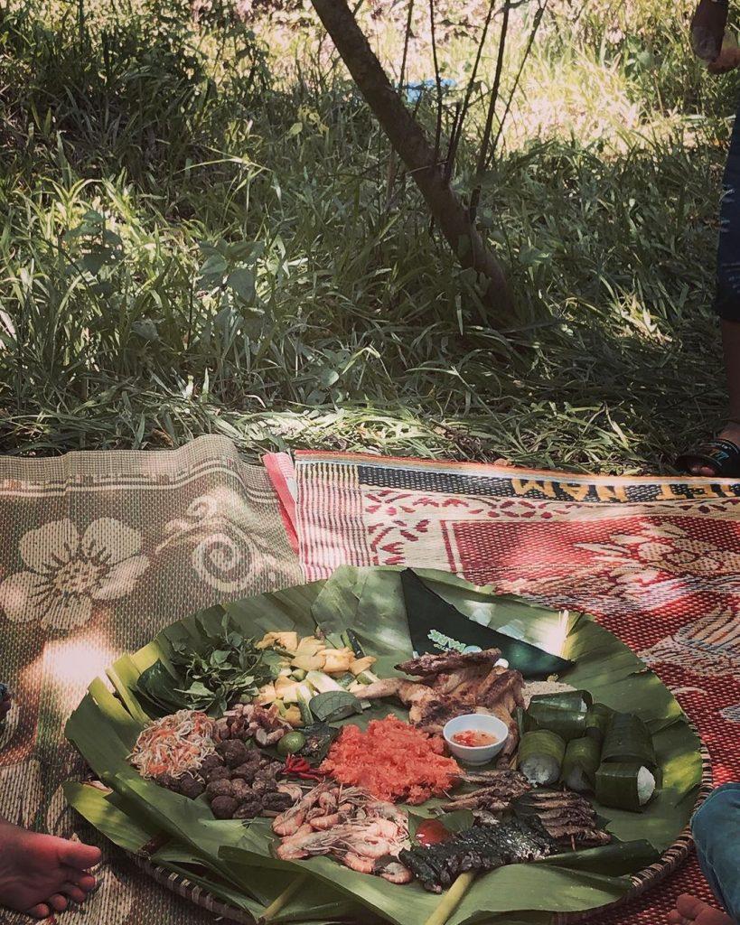Thưởng thức ẩm thực giữa không gian trong lành, yên bình tại Ozo
