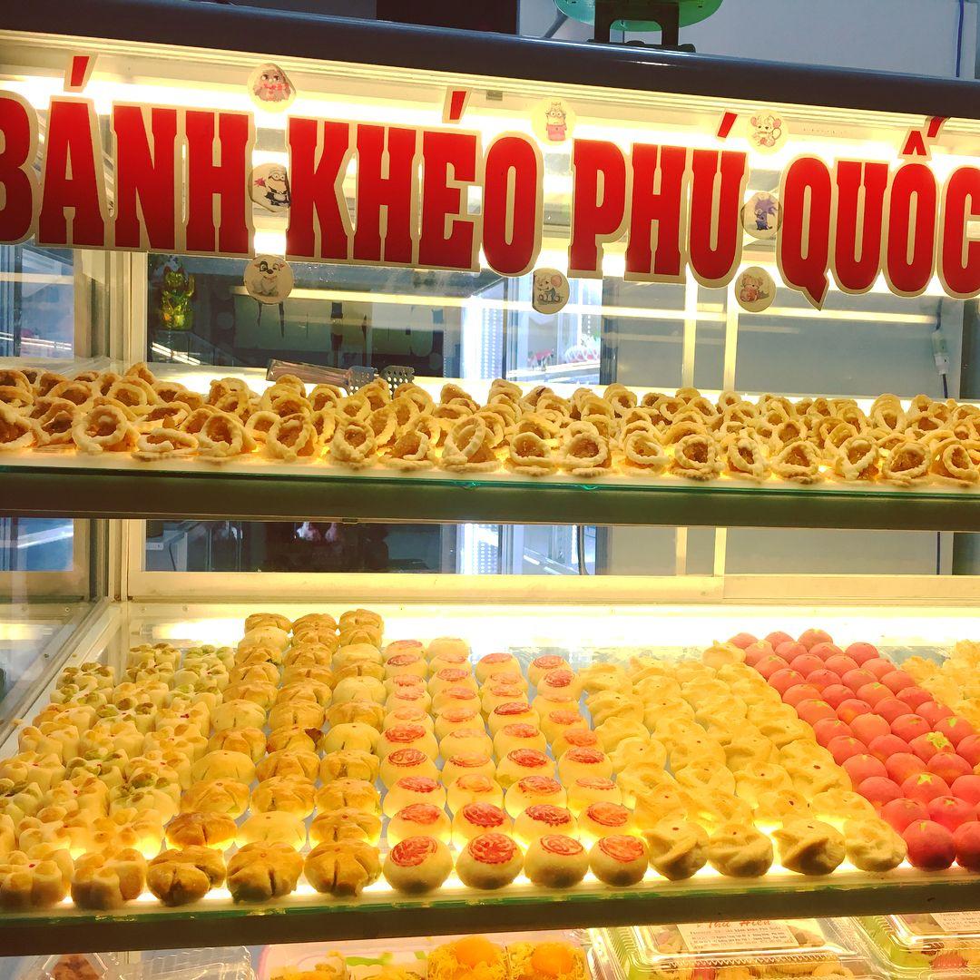 bánh khéo - đặc sản Phú Quốc làm quà