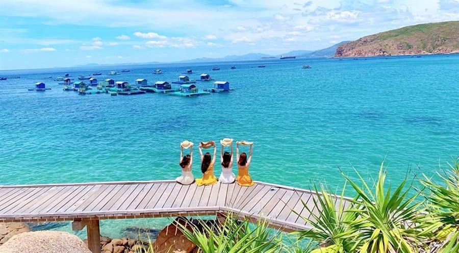 Biển Quy Hoà - địa điểm du lịch Bình Định