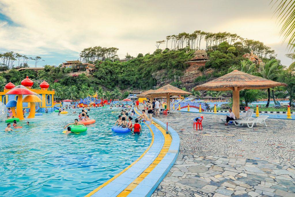 Hồ Bôi Hòn Dấu Resort