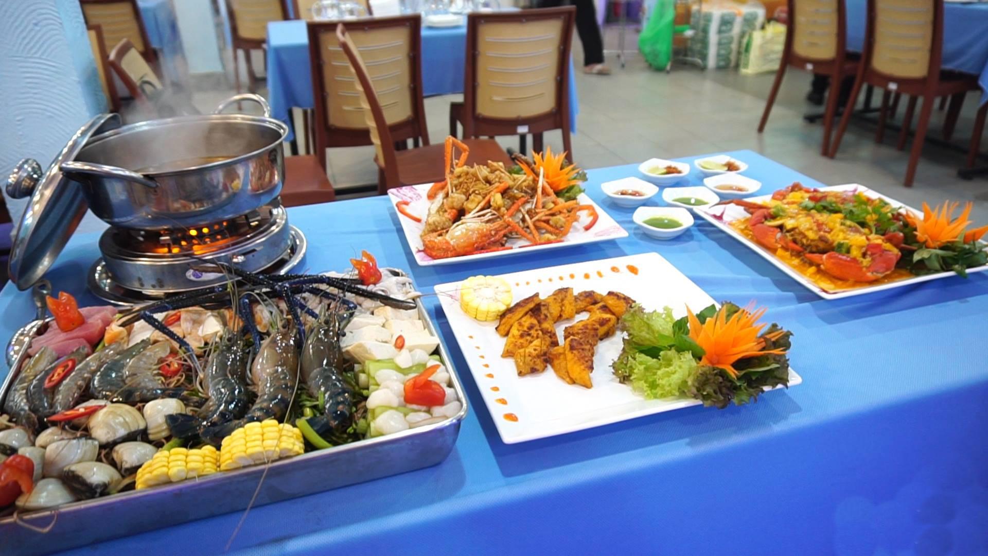 Nhà hàng hải sản Hương Biển