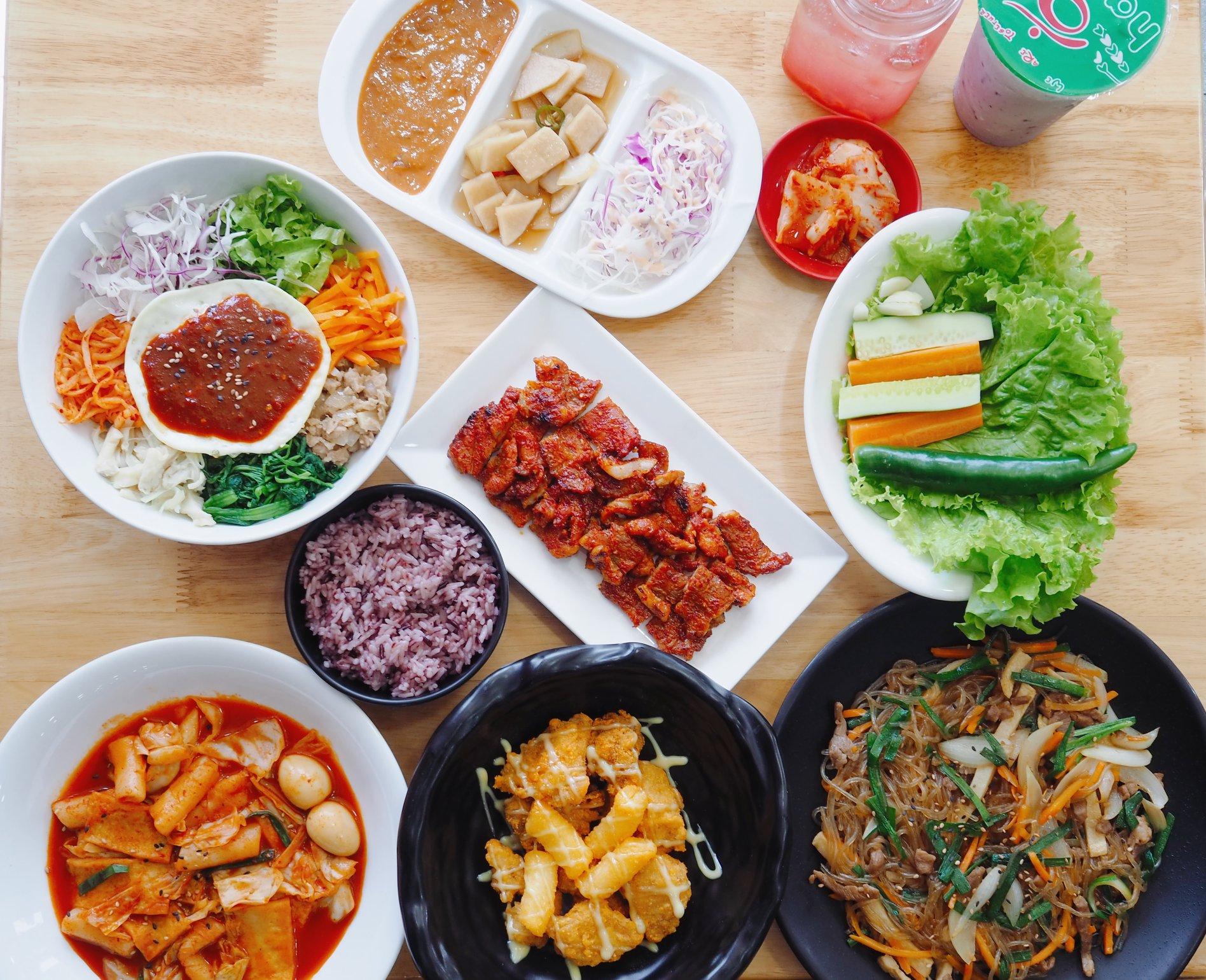 nhà hàng Hanuri - nhà hàng Hàn Quốc nổi tiếng