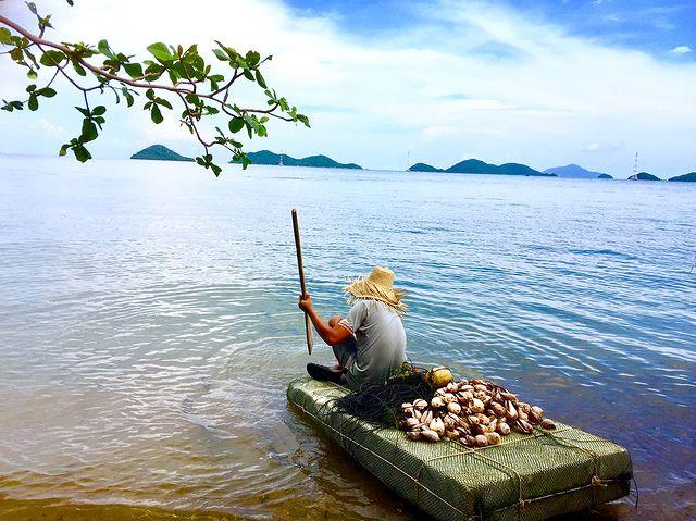 Thử làm ngư dân trên đảo