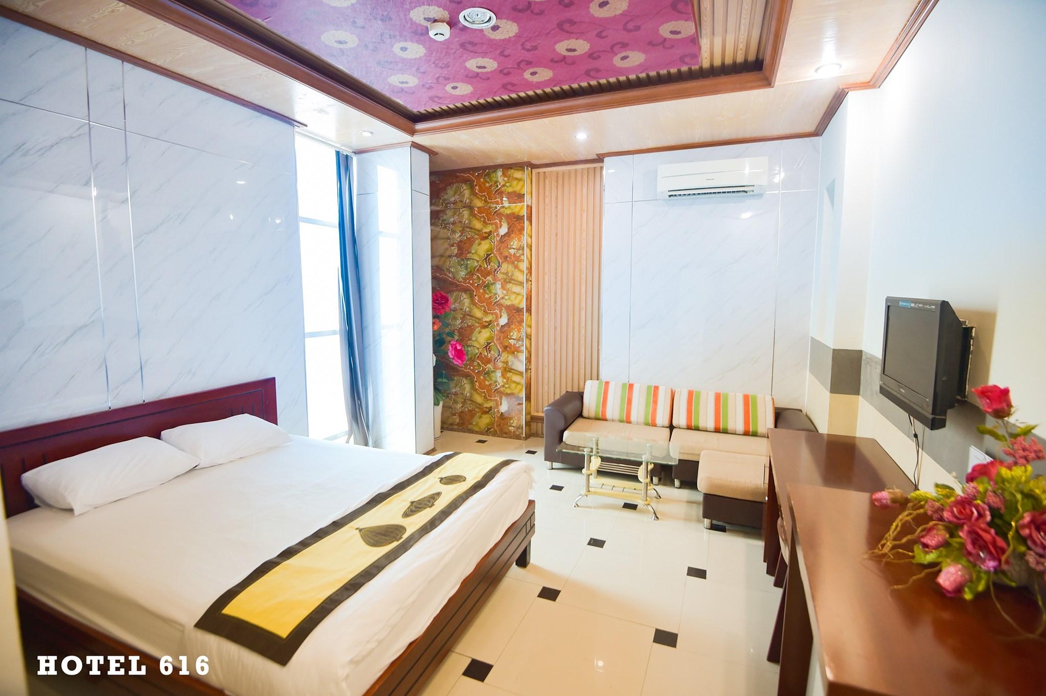 hotel 616