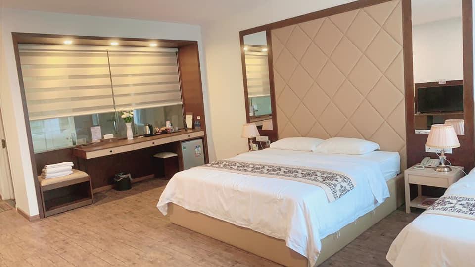 Liberty Hotel - Khách sạn 3 sao lý tưởng cho du khách khi đến Hải Phòng