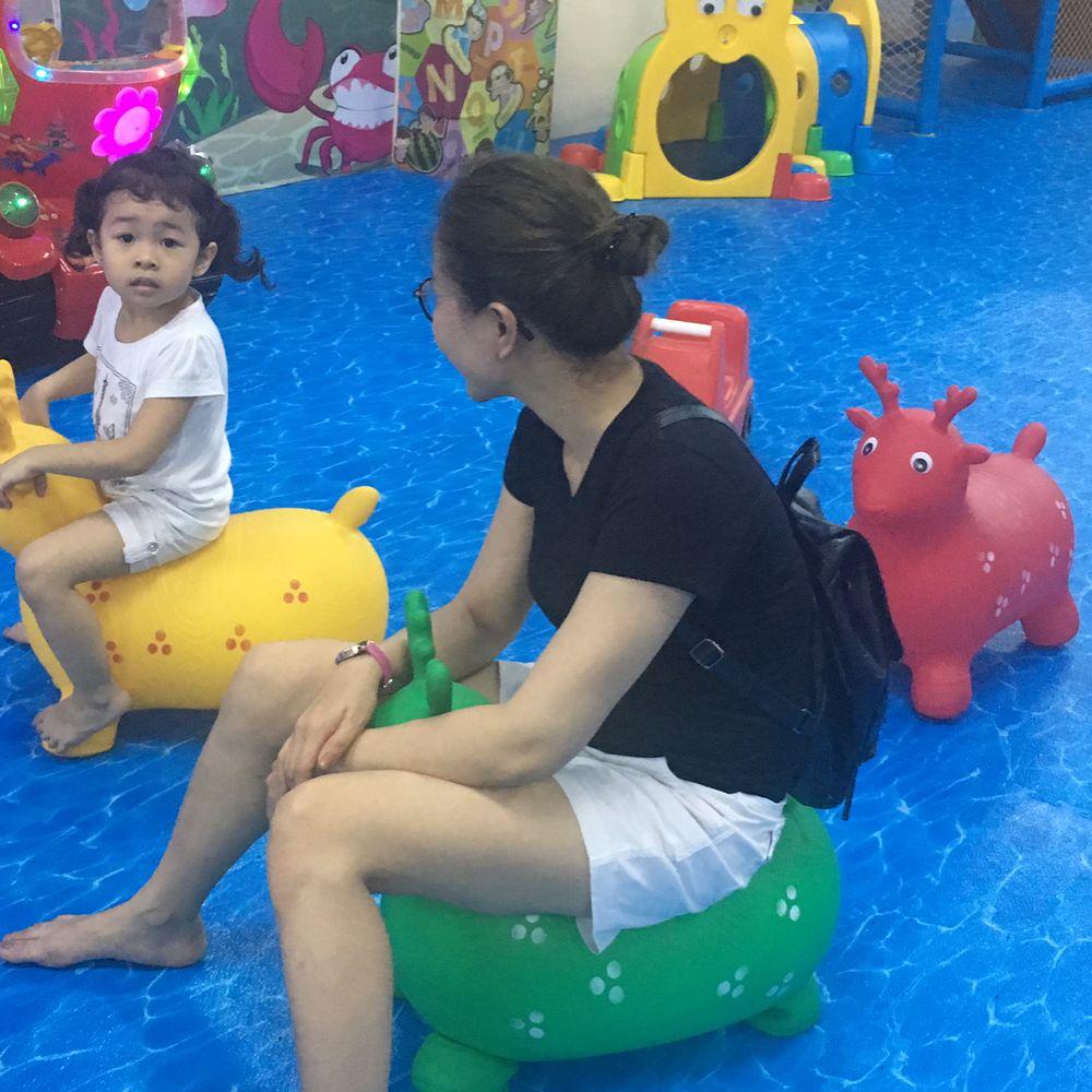 Khu vui chơi cho trẻ em Hoàng Yến Baby