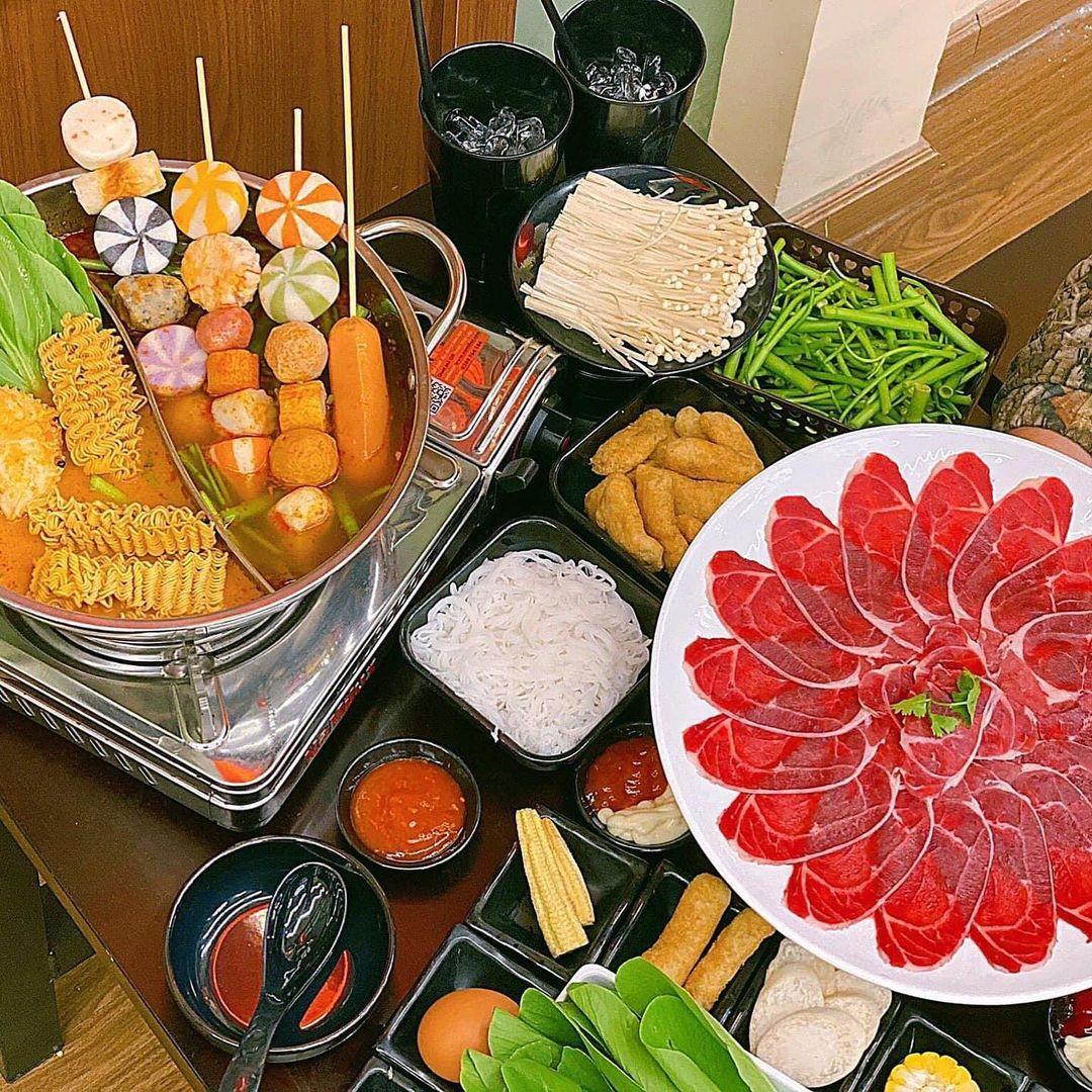 Thaisumo - lẩu thái gò vấp