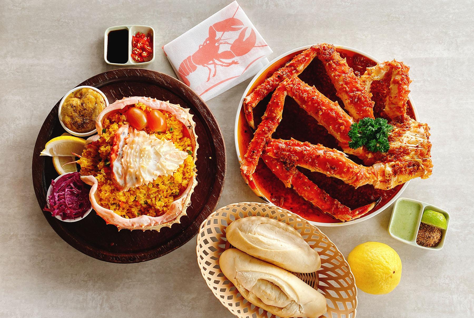 lobster bay